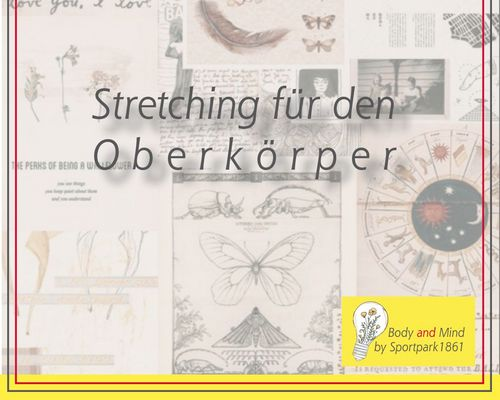 Body and Mind - Stretching für den Oberkörper