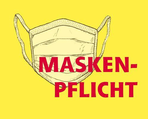 Maskenpflicht ab dem 16.10.20