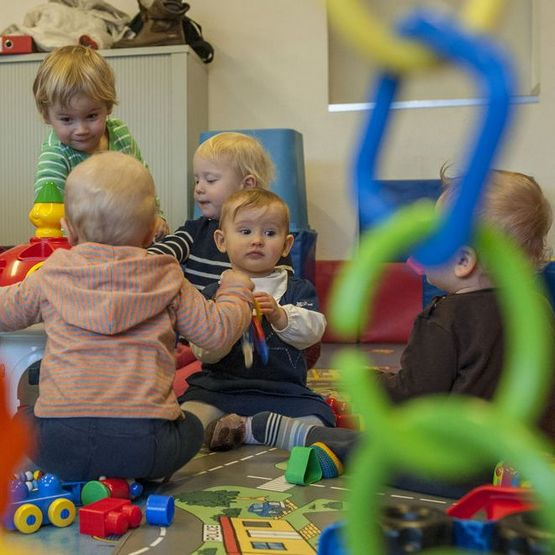 Kinderbetreuung Bilder