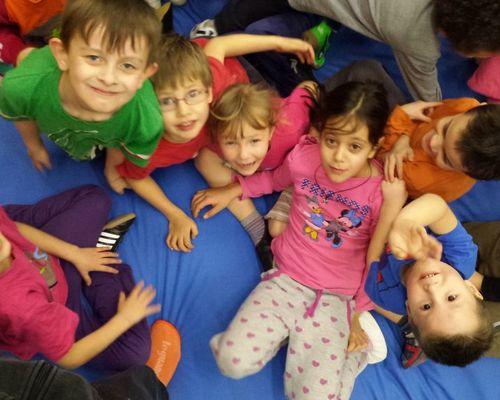 Übungsleiter/in Kindersport-Gruppen
